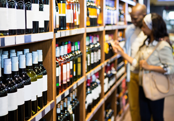 Michigan Liquor License Brokers Throughout Southeast Michigan - Brokers Network USA - image-content-wine-shopping